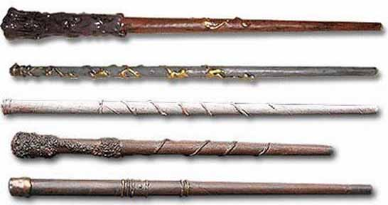 HarryPotterWands