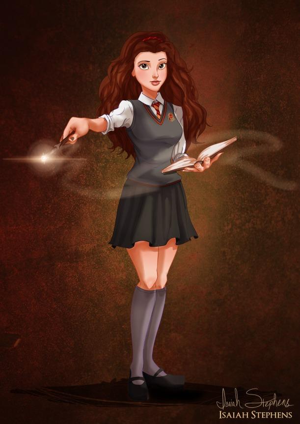 Belle-HermioneGranger