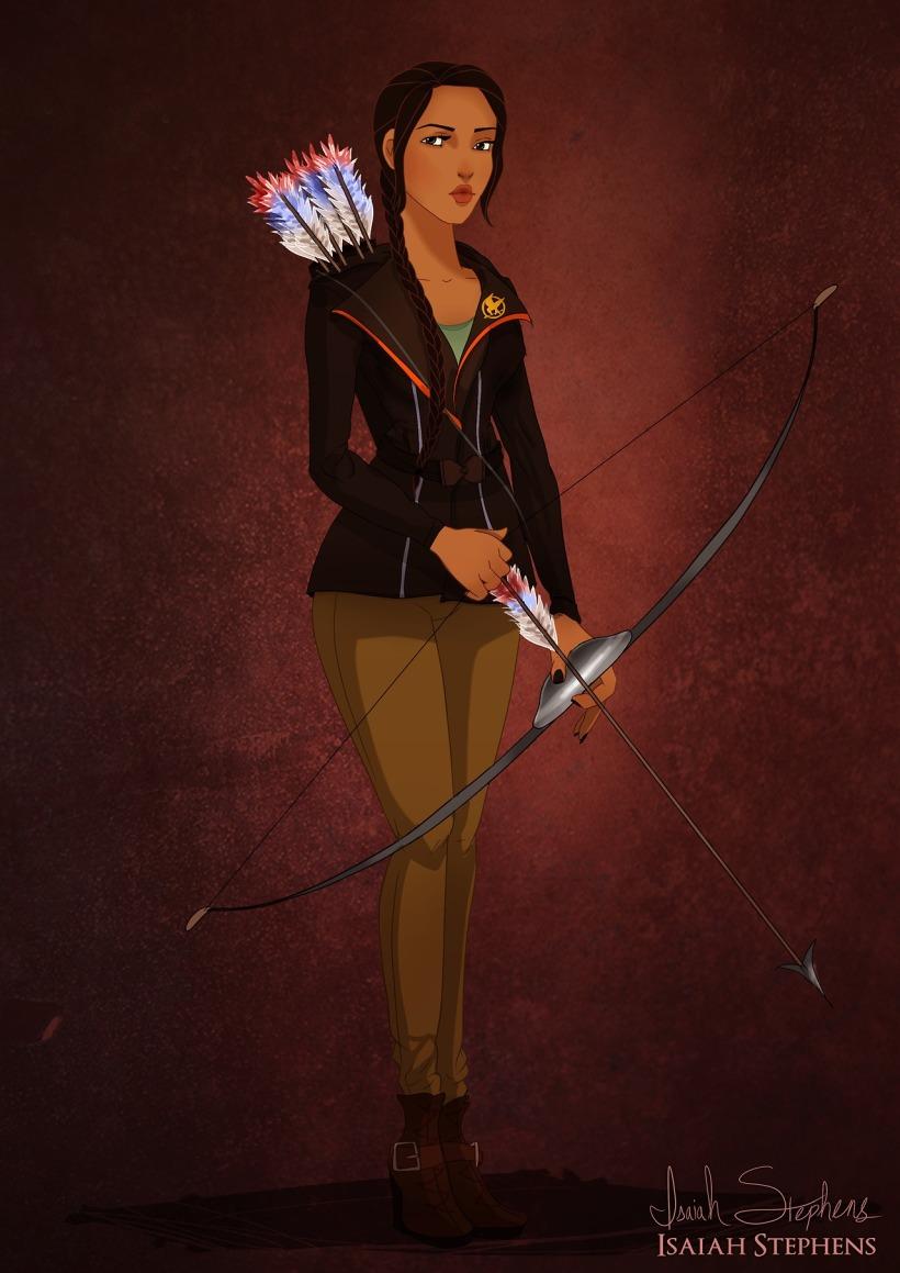 Pocahontas-Katniss