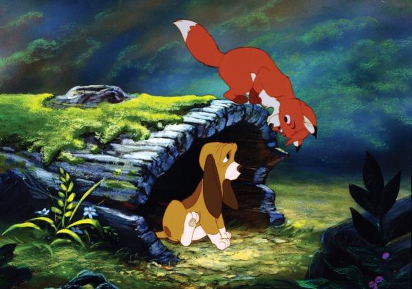 Cutest Disney Animals from henryherz.com