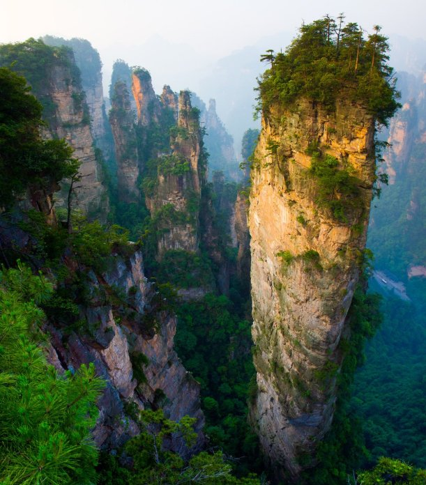 ChinaZhangjiajieNationalForestPark