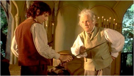 Lord Of The Rings Why Did Frodo Leave The Fellowship
