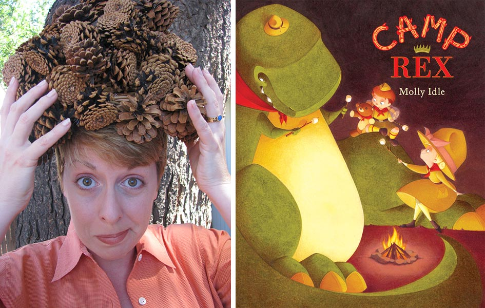 interview with caldecott honor winning author illustrator molly idle