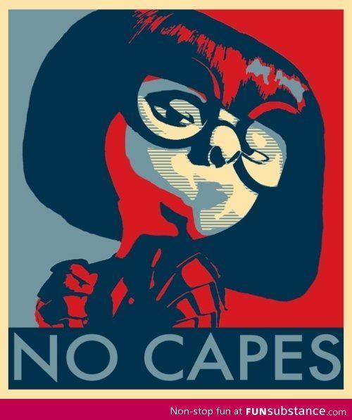 NoCapes