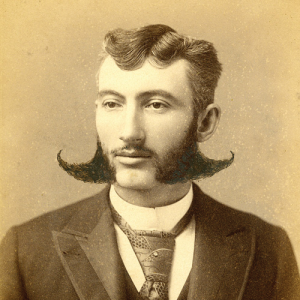 Mutton Chops Facial Hair