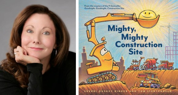 Interview with NY Times bestselling picture book author